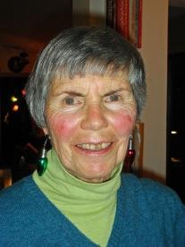 Bubs at Christmas 2009