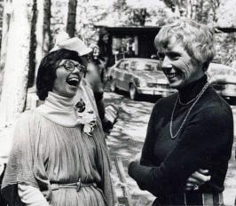 Gene and Betty 1980