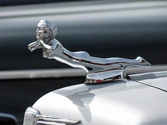 1935 Buick Hood Ornament