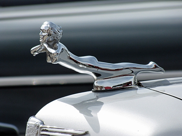 1935 Buick Hood Ornament