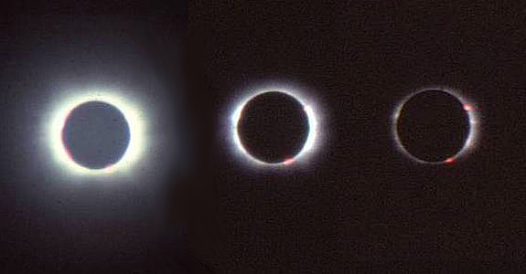 February 26, 1979 Solar Eclipse