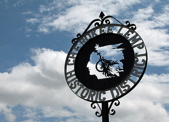 Cherokee Lemp Historic District