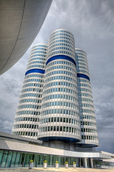 BMW World Headquarters