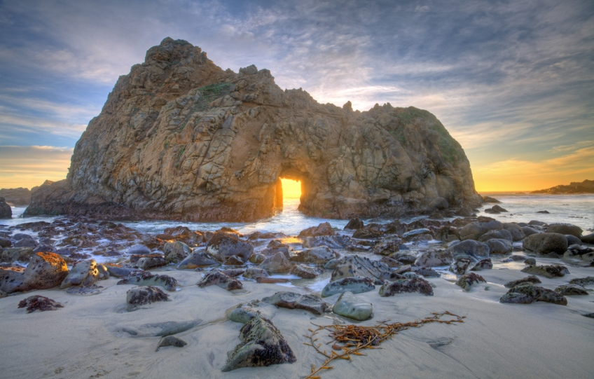 Portal to the Sun