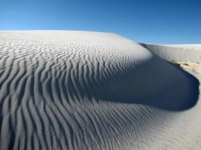 White Sands' Dune