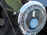 1918 Dodge Touring's Radiator Cap