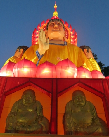 Four-Faced Buddha