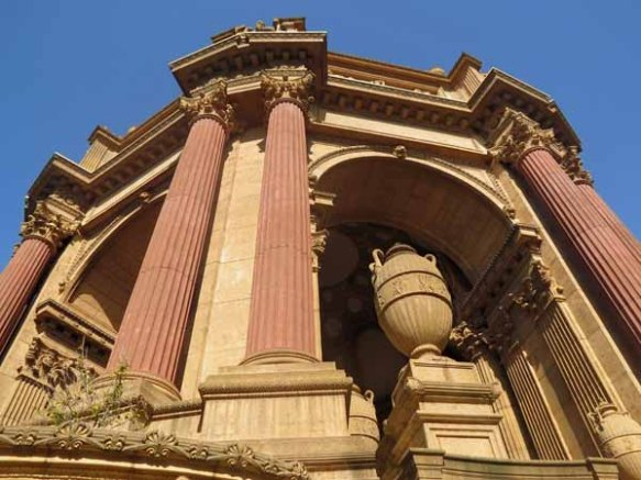 San Francisco's Palace of Fine Arts
