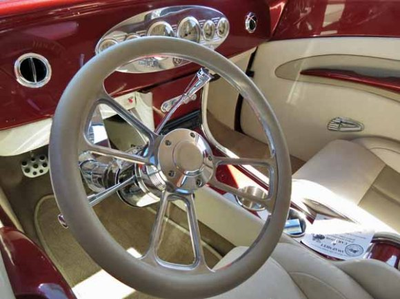 Cherry Custom Interior