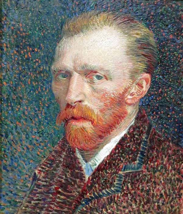 account of the life of vincent van gogh Vincent willem van gogh  in later life van gogh remained in touch only with willemina and theo  in a contemporary account,.