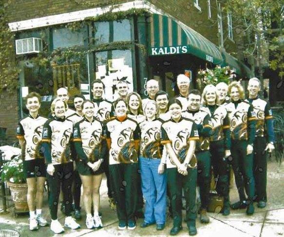 Team Kaldi's