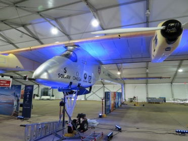 72' of Solar Impulse Fuselage