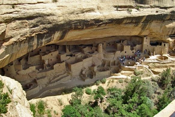 Cliff Palace, Mesa Verde, CO