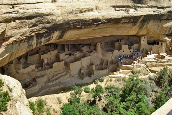Cliff Palace, Mesa Verde, CO
