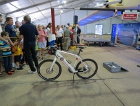 Solar Impulse Electric Bike