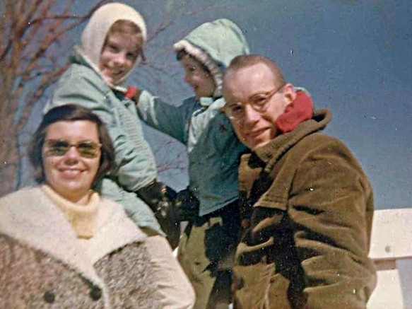 Pooh's Pic, 1965 - Bubs, Jay, Jane and Harry