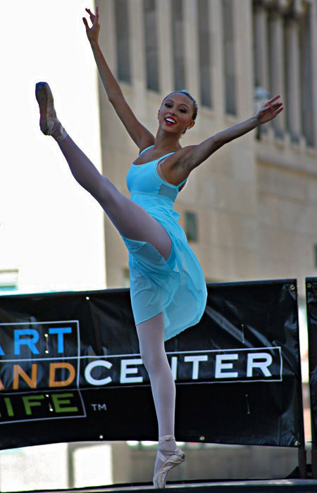 Midwest Ballet Theater Dancer
