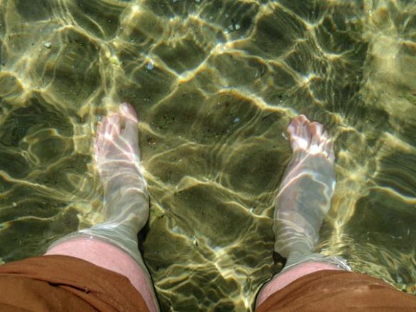 Wet Toes