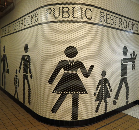 Seattle's Best Restroom
