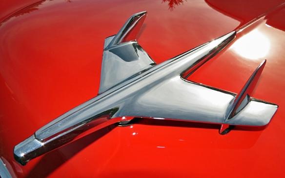 1955 Chevy Belair Hood Ornament