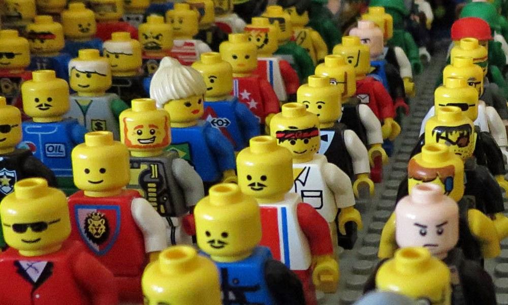 Lego People | RegenAxe