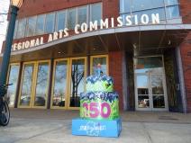 Reginal Arts Commission in the Loop