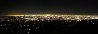 LA as seen from the Griffith Observatory
