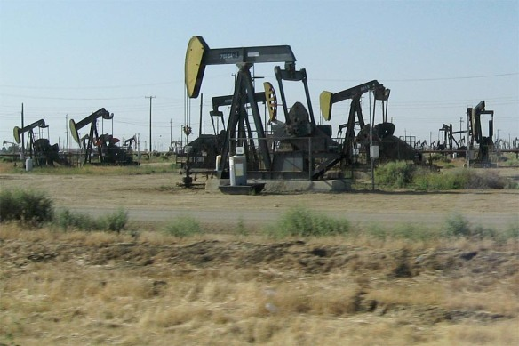 CA SR 46 Oil Field
