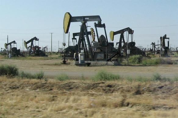 CA SR 46 Oil Field