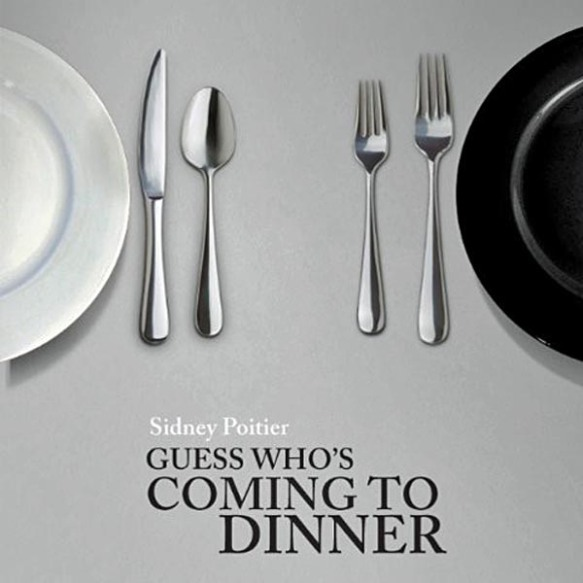 Guess Who's Coming to Dinner Movie Poster