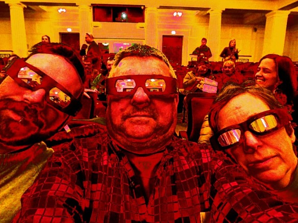 """They Live"" in 3D - A Selfie"