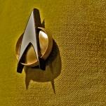Star Trek Insigna