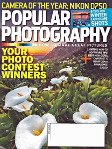 Popular Photography Cover