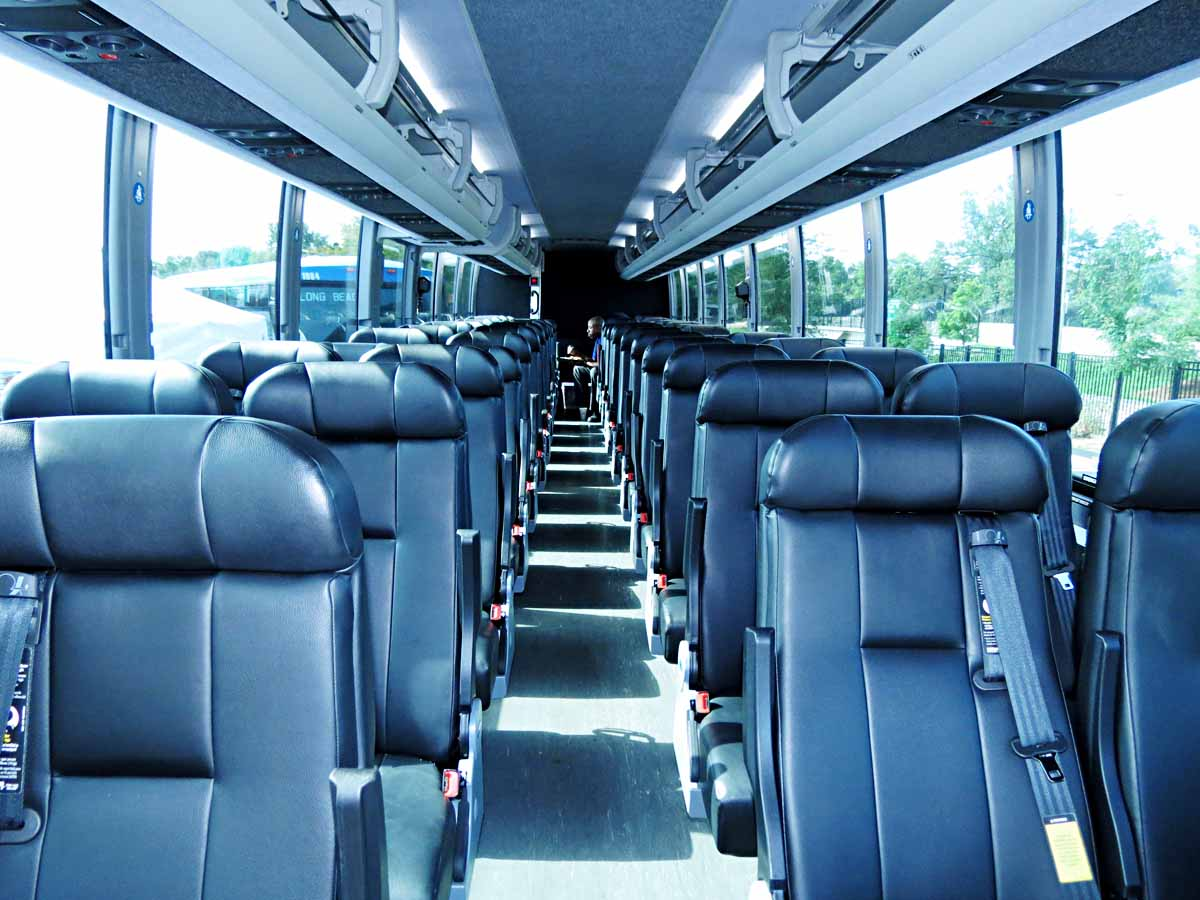 Greyhound bus interior images for Pictures inside