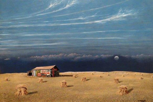 Cloud Trails, John Roger Cox, 1944