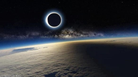 ISS Solar Eclipse