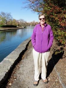 Anne, Centennial Park, Nashville TN