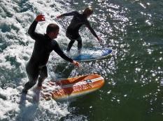 Monterey Surfers