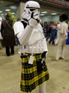 Stormtrooper Showing His Tartan