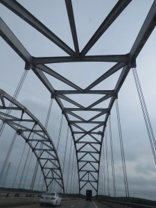 I-24 Bridge Over the Tennessee