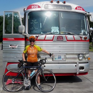 Michigan by Bike or Bus!