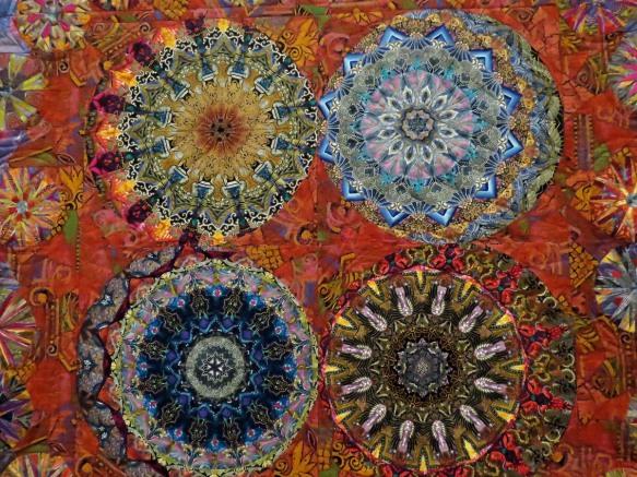 Kaleidoscopic XVI: More Is More, 1996, Paula Nadelstern