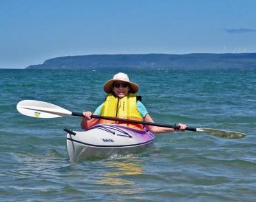 Kayak Anne