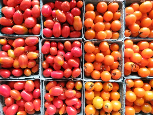 Rochester Farmers Market's Cherry Tomatoes