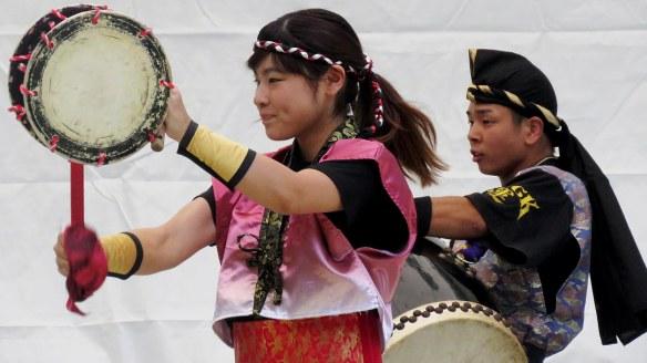 Okinawan Dancers