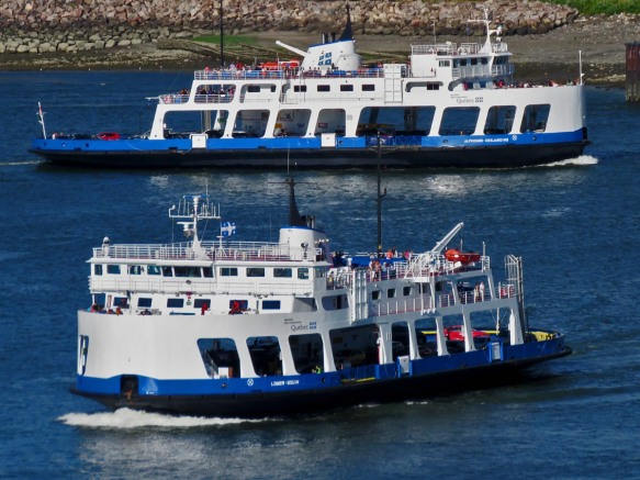 Quebec City Ferries