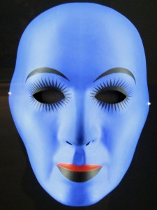 [Blue] Mask, David Moore, 1971