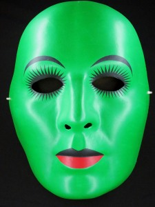 [Green] Mask, David Moore, 1971