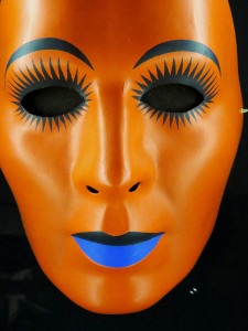 [Orange] Mask, David Moore, 1971
