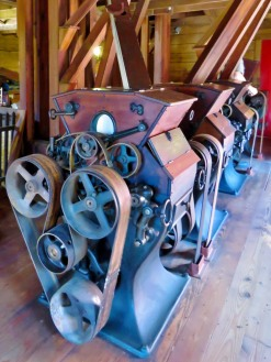 Alley Springs Milling Machinery